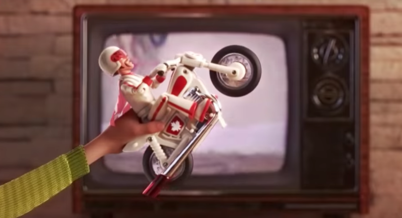 Keanu Reeves, Toy Story 4, Pixar, Animation