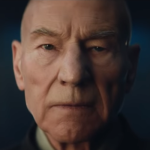Patrick Stewart in Star Trek: Picard (CBS All Acce) teaser trailer