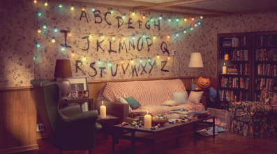 Stranger Things x IKEA