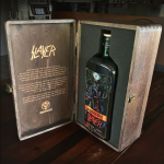 Slayer Custom Jagermeister Bottle