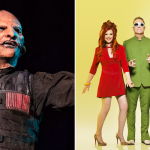 Slipknot and B-52s