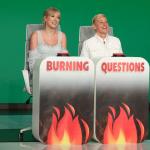 Taylor Swift on Ellen DeGeneres Burning questions tv interview