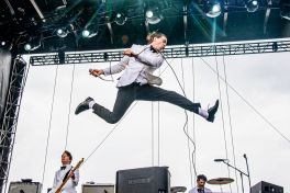 The Hives at 2019 Sonic Temple