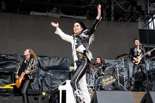 The Struts at 2019 Sonic Temple