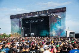 Tom Morello at 2019 Sonic Temple Festival