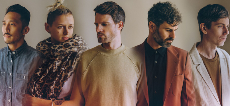 Tycho, photo by Scott Hansen new album announcement weather pink blue music video new song stream