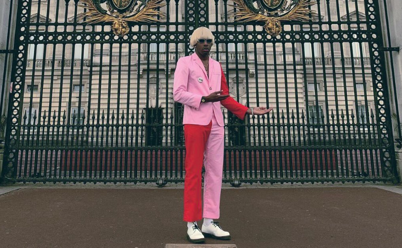 Tyler the Creator in London