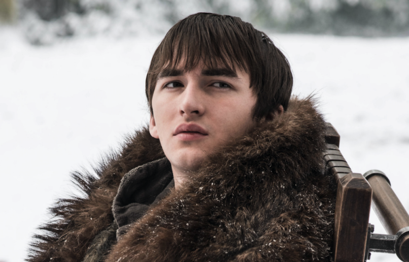 Bran Stark isaac game of thrones finale commentary reaction farewell