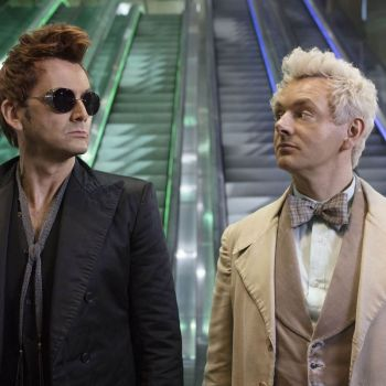 good omens amazon series david tennant michael sheen