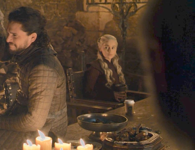 Daenerys Targaryen, Starbucks, Coffee, Game of Thrones