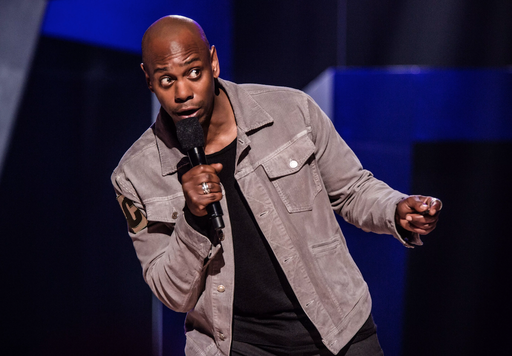 Dave Chappelle Mark Twin Prize award comedy