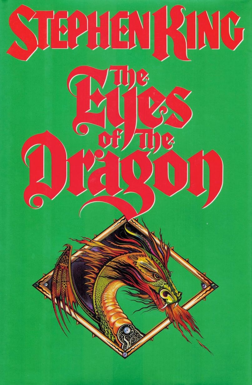 stephen king the eyes of the dragon fantasy novel hulu