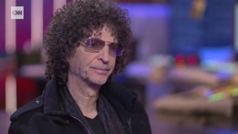 Howard Stern Donald Trump CNN Anderson Cooper publicity stunt president