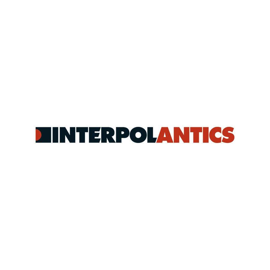 Interpol - Antics Album Cover