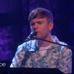 James blake i'll come too ellen tv show performance video watch
