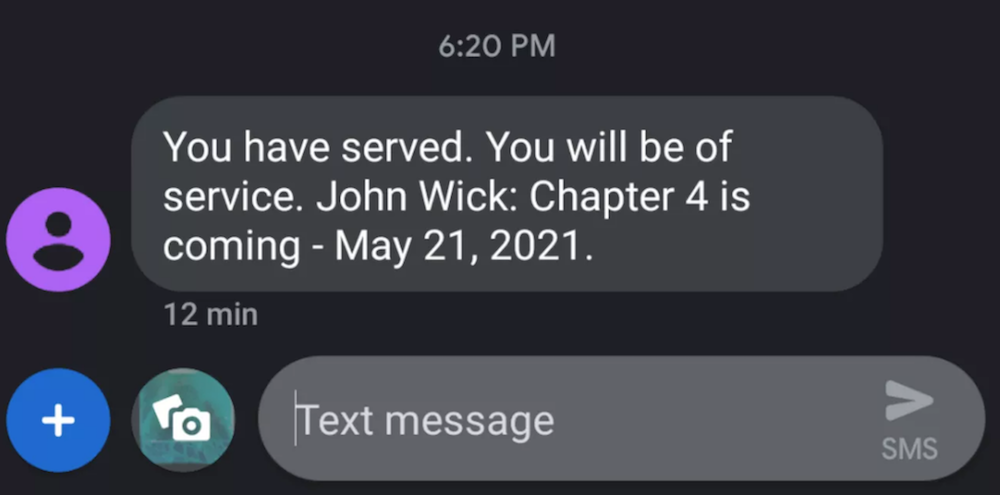 john wick 4 release date announced John Wick 4 confirmed for 2021 release
