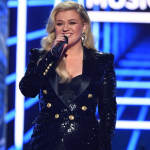 Kelly Clarkson appendix surgery billboard awards recovering