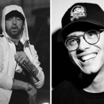 "eminem logic ""homicide"" new song collaboratipn rap releases music stream"