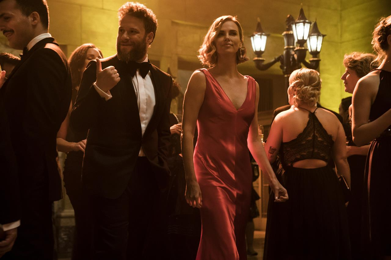 Seth Rogen, Charlize Theron, Long Shot