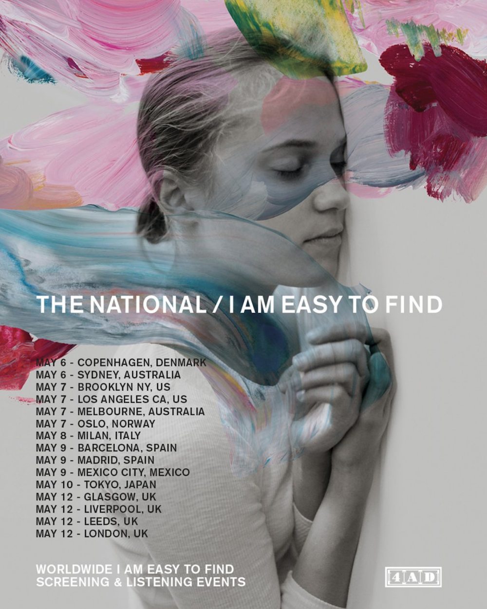 national easy to find film screenings The National reveal new song Hairpin Turns and Mike Mills directed video: Stream