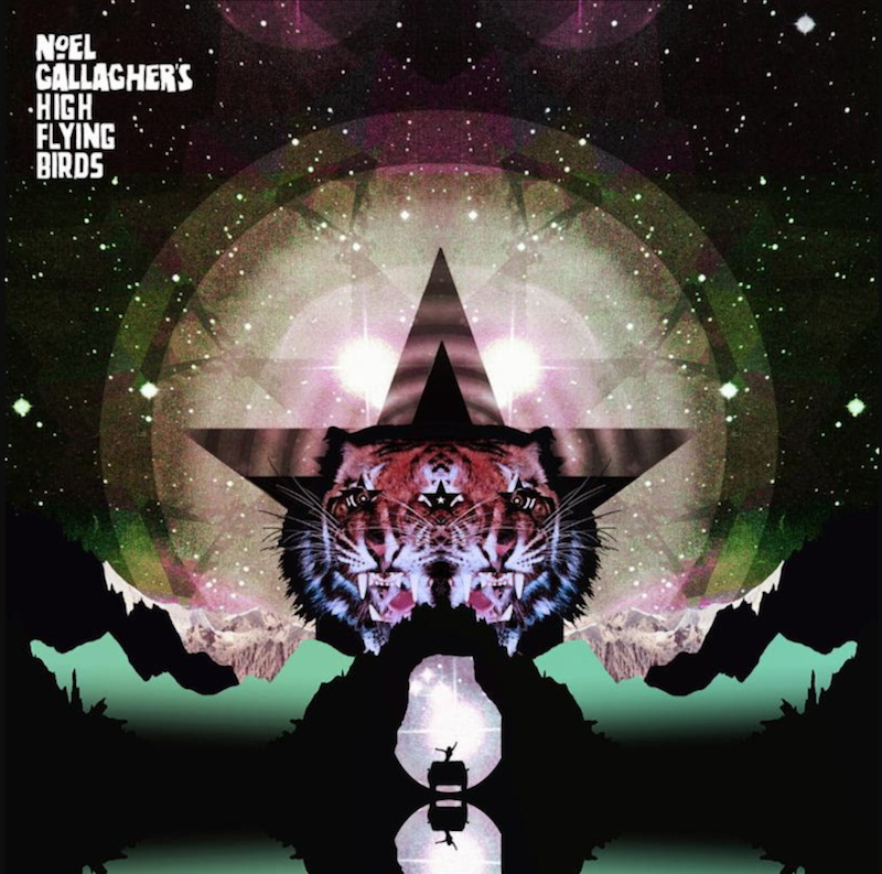 noel gallagher's high flying birds black star dancing ep song stream cover artwork