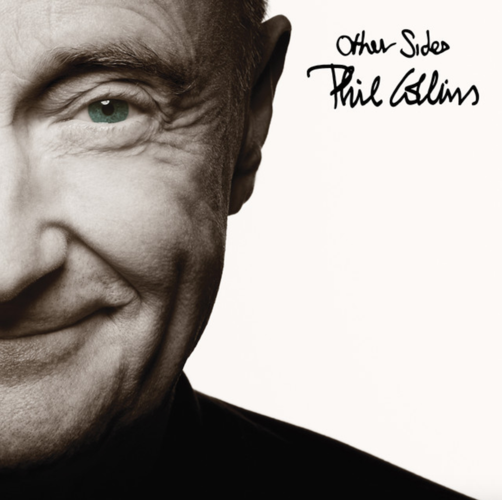 phil collins other sides album cover artwork