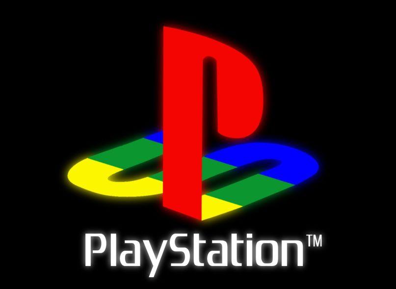 sony playstation one logo original playstation logo
