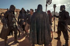 Knights of Ren in Star Wars: The Rise of Skywalker