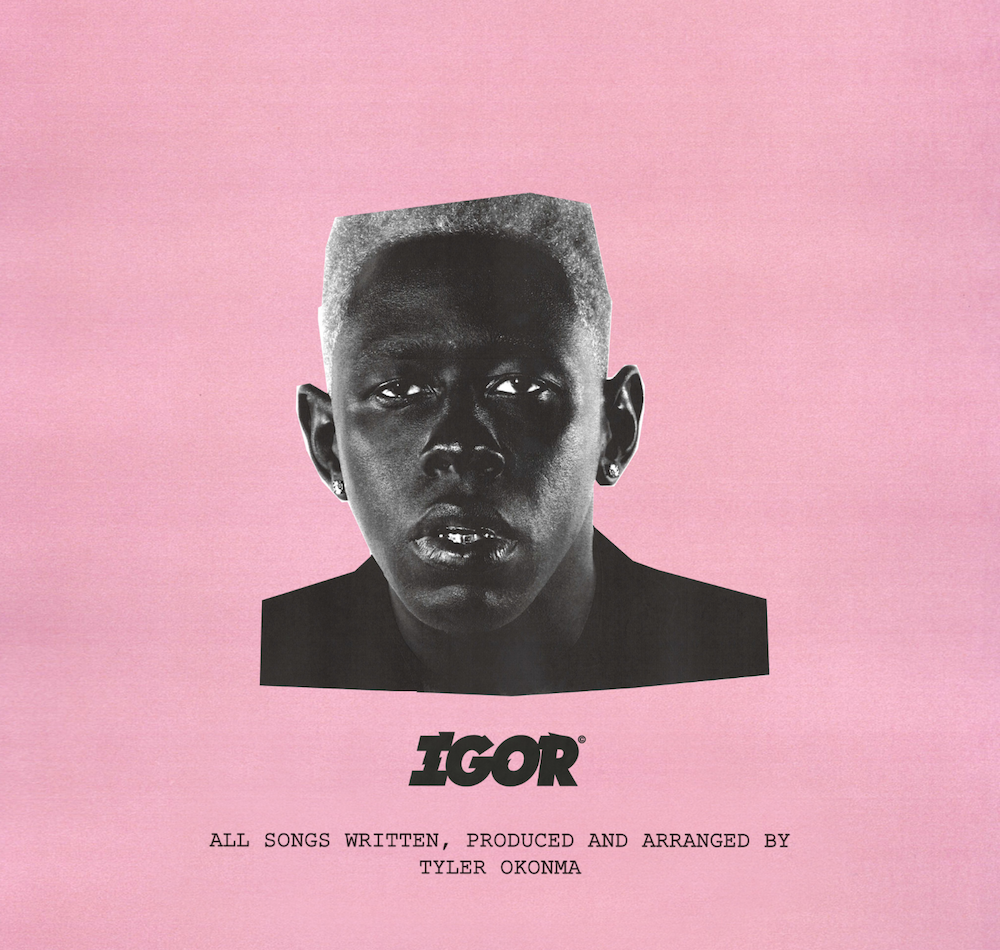 tyler creator igor album release new stream Tyler, the Creator premieres new album IGOR: Stream