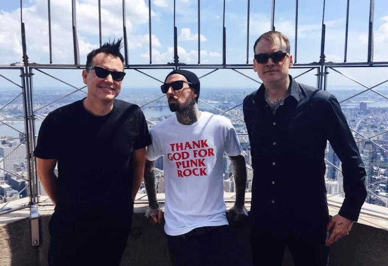Blink-182 generational divide new song stream