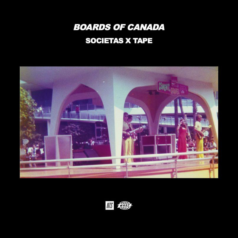 Boards of Canada's Societas x Tape