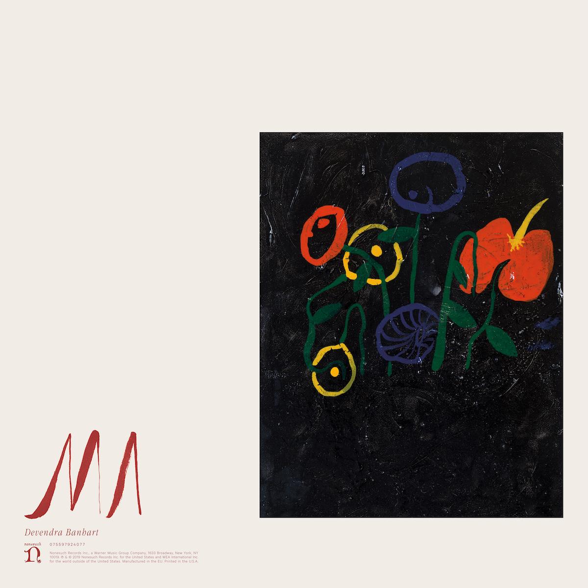 Devendra Banhart MA album artwork cover Devendra Banhart announces new album, Ma, shares Kantori Ongaku: Stream