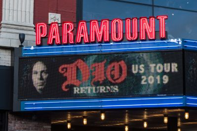Dio Returns Tour at The Paramount, photo by Stephanie Pearl