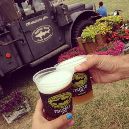 Firefly Ale by Dogfish Head 10 Reasons Were Pumped for This Years Firefly Music Festival