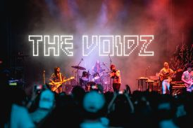 The Voidz, photo by Julia Drummond Governors Ball 2019