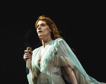 Florence and the Machine, photo by Julia Drummond Governors Ball 2019