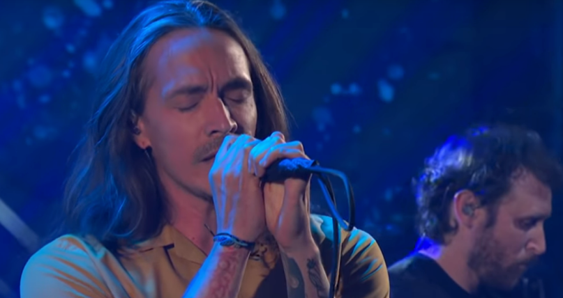 Incubus on Colbert