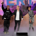 Jaden and Willow Smith on Ellen