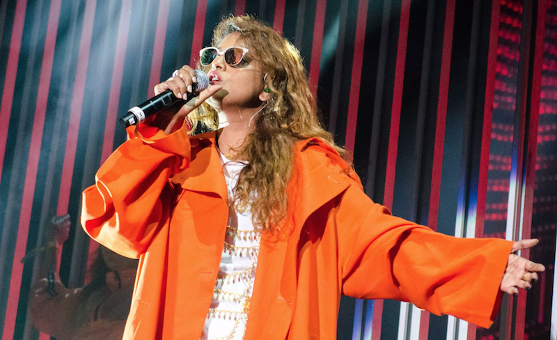 M.I.A., photo by Ben Kaye Member of the Most Excellent Order of the British Empire MBE