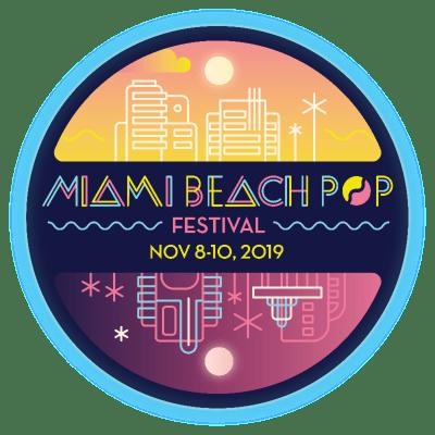 Miami beach Pop Fest 2019