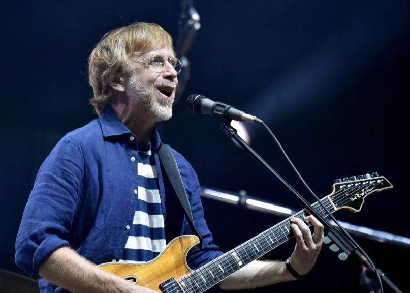 Phish at Bonnaroo 2019
