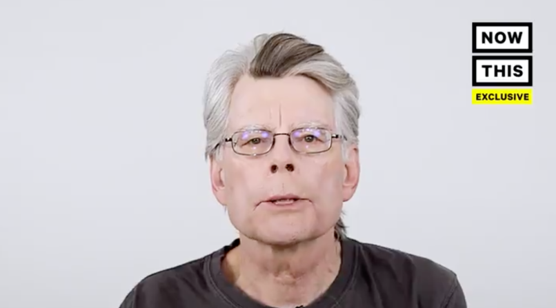 Stephen King breaks down the Mueller Report
