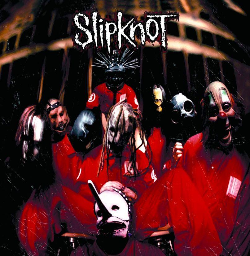 Slipknot Self-Titled 1999 Album