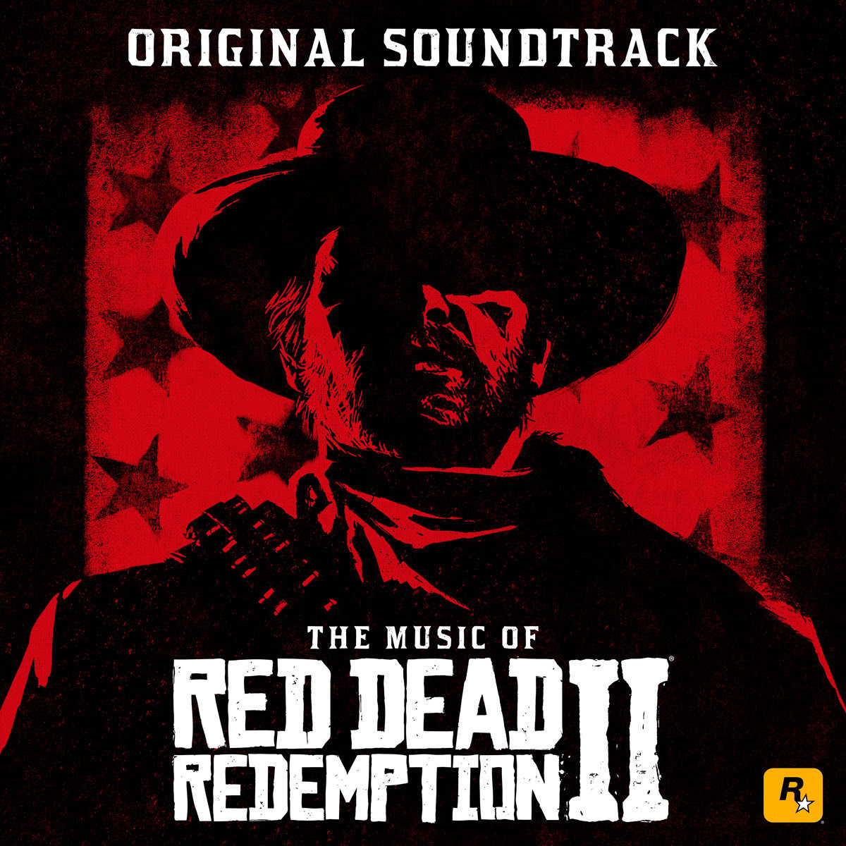 The Music Of Red Dead Redemption 2 Original Soundtrack album cover artwork