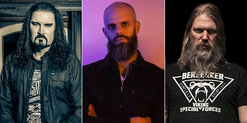 Dream Theater, Baroness, Amon Amarth