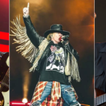 Beck (Philip Cosores, Guns N' Roses (Cosores), Brandi Carlile (Amy Price)