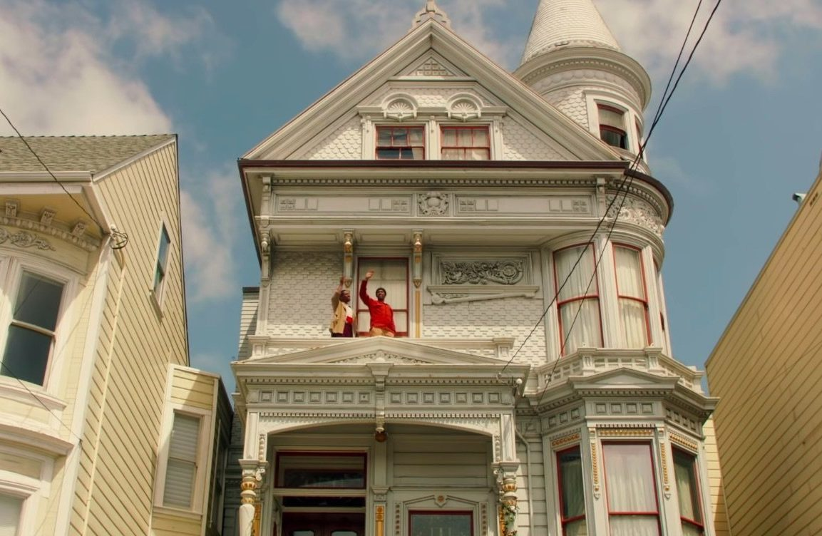 last black man in san francisco jimmie fails house
