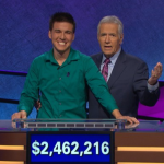 jeopardy james holzauer donates money alex trebek cancer