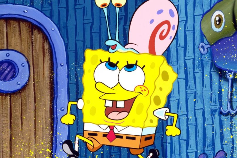 spongebob squarepants nickelodeon animated series spin-off