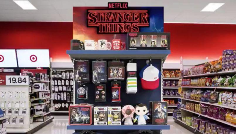 Target x Stranger Things